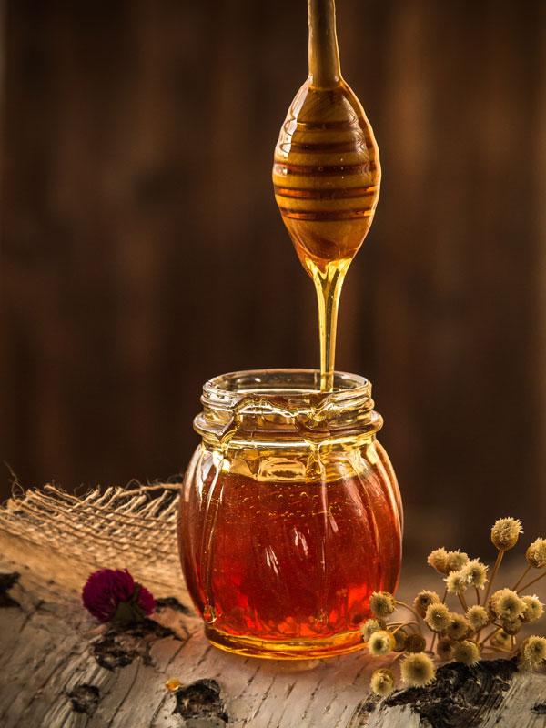 мед природный антисептик
