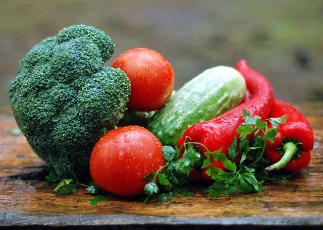 Овощные витамины
